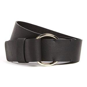 B-Low the Belt Miller Mini Belt Black Gold Sm/Med